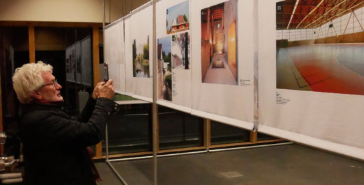 Exposition Architecture moderne et contemporaine en Haute-Saône