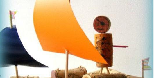 Le liège : un arbre - un matériau, Mon mercredi architecture