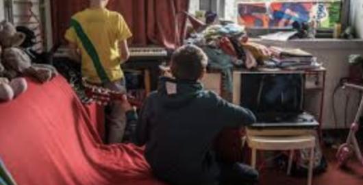 L'habitat des enfants